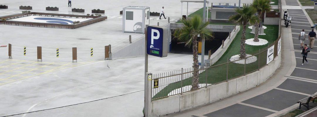 Parking Marina Coruña